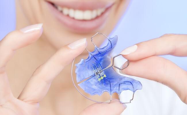 Дитячі пластинки для зубів