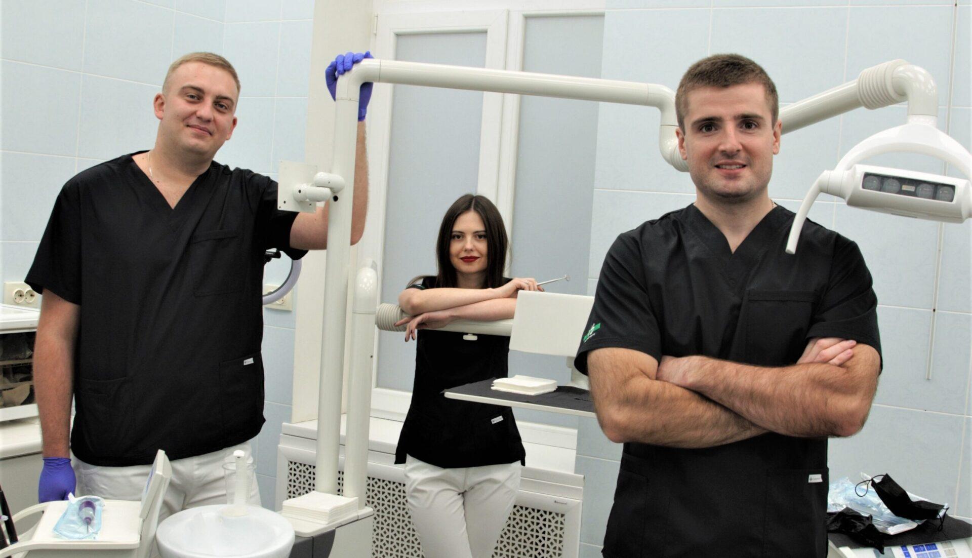 стоматолог Київ